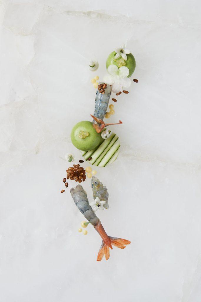 Shrimp Salat von Meike Menzel