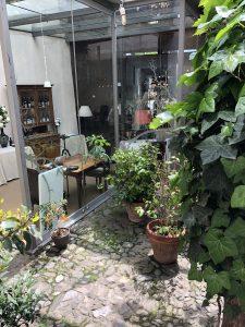 Garten im Löwen, Anna Matscher