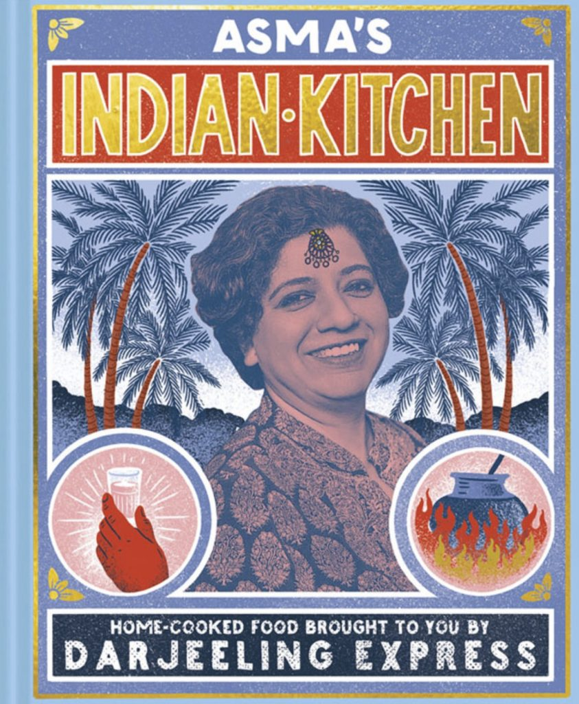 Cover Asma Khan Indian Kitchen