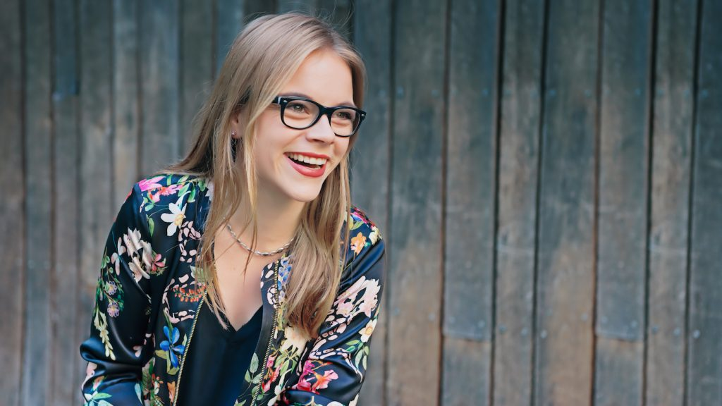 Porträt Stephanie Hiekmann