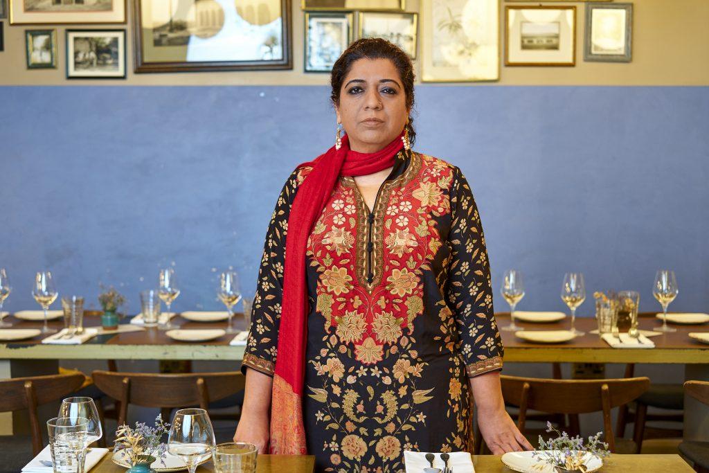 Asma Khan Porträt