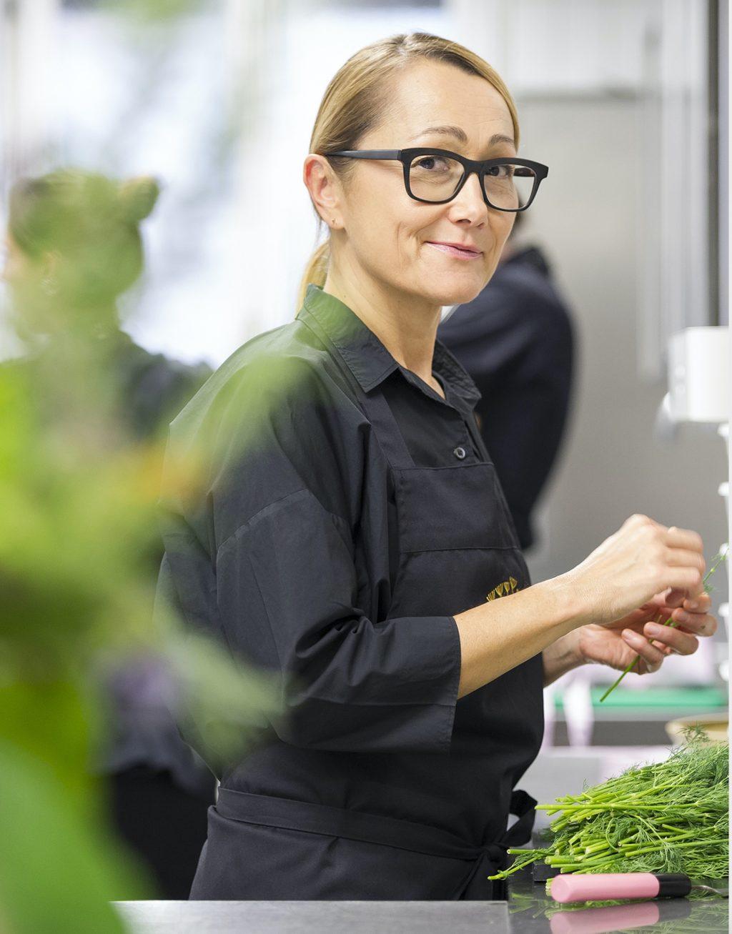 Titelbild Porträt Tanja Grandits
