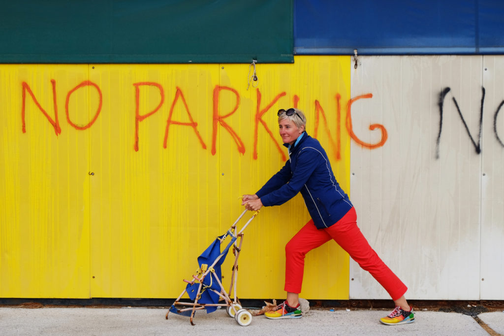 Judith Volker No Parking