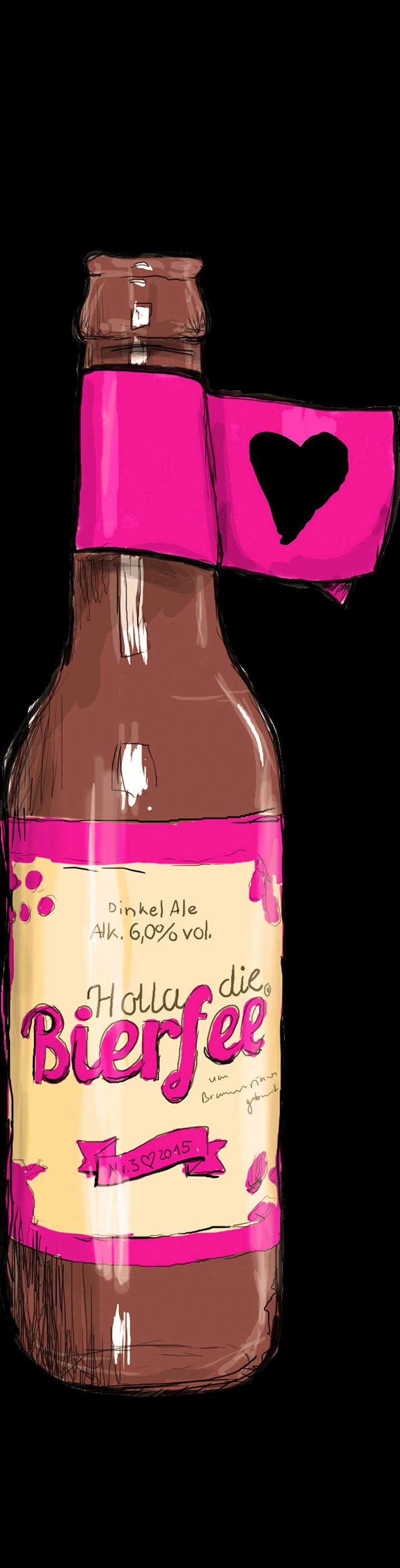 Holla die Bierfee