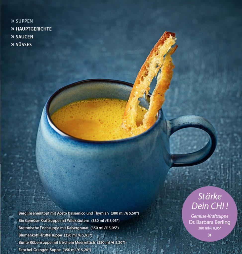 Einmacherei Suppe