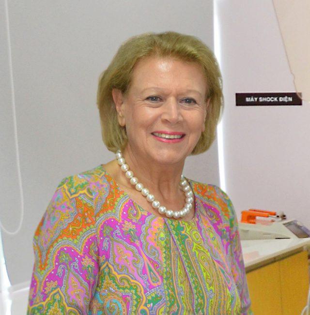 Evi Brandl Porträt