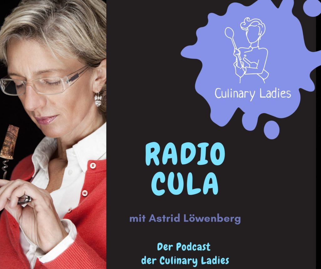 Cula Radio mit Astrid Löwenberg