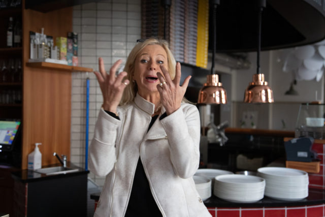 Julia Degen, Inhaberin Pizzazza München