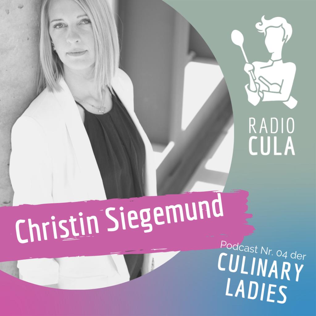Radio Cula Podcast Christine Siegemund