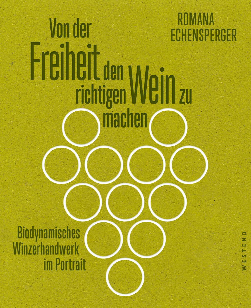Buchcover Romana Echensperger