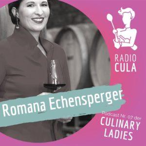 Cover Romana Echensperger Cula-Radio Episode 7
