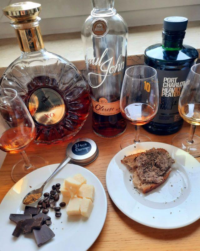 Whisky-Food-Pairing im Podcast