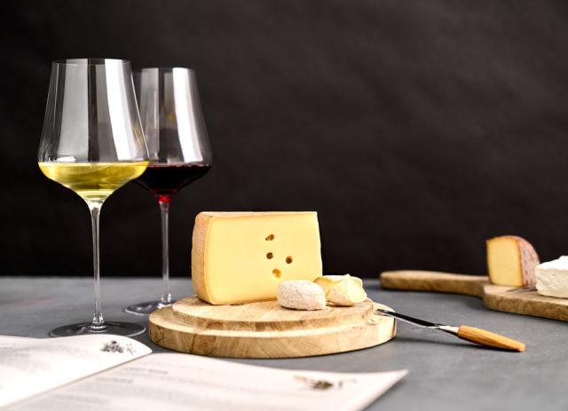 Wein- und Käseschulung einfach geniessen